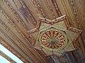 Detail of Wooden Ceiling - Ethnographic Museum - Gjirokastra - Albania (28539352388).jpg