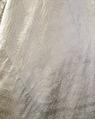 Detalj av Karl X Gustavs kröningskappa. Vit sidenatlas... - Livrustkammaren - 13122.tif