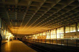 Devyatkino (Saint Petersburg Metro)