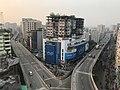 Dhaka Moghbazar-Mouchak flyover 04.jpg