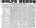 Diario Golfo Nuevo, Puerto Madryn, 24 julio 1915.jpg