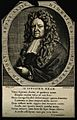 Didericus Liebergius. Line engraving by J. Houbraken, 1718, Wellcome V0003551.jpg