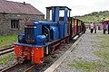 Diesel locomotive, Threlkeld Quarry & Mining Museum (geograph 3474733).jpg