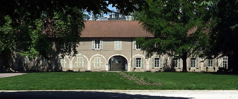 Museum d'histoire naturelle - Естественнонаучный музей - музеи Дижона