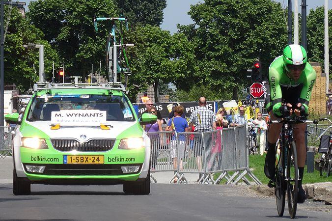 Diksmuide - Ronde van België, etappe 3, individuele tijdrit, 30 mei 2014 (B078).JPG