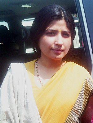 Dimple Yadav - Dimple Yadav at MLC election campaign.