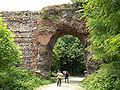 Diocletianopolys-Hisarya South Gate.JPG
