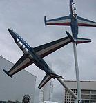 Displays at the Musee de l'Air et de l'Espace, Le Bourget, Paris, France, September 2008 (70).JPG