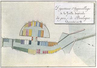 Flottille de Boulogne