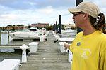 """Dock with the """"Marker 27"""" Marina 160829-F-AR942-041.jpg"""