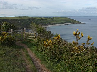 Dodman Point - Image: Dodman Point (geograph 2425653)