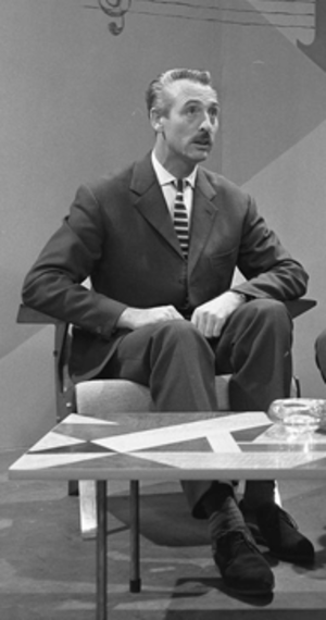 Dolf van der Linden - Dolf van der Linden in 1959