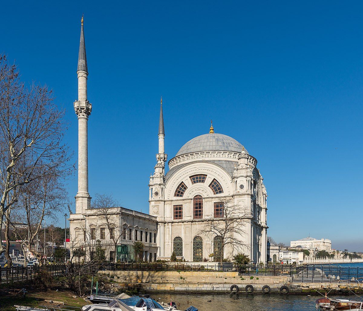 Dolmabahçe Mosque...