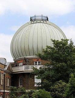 Greenwich 28 inch refractor Grade I listed building in Royal Borough of Greenwich, United Kingdom