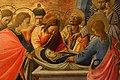 Domenico di michelino, dormitio virginis, 1440 ca, dalla cappella dell'assunta nel duomo di prato 03.jpg
