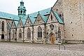 Domhof, Dom, von Norden Hildesheim 20171201 005.jpg