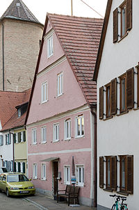 Donauwörth, Hadergasse 11, 001.jpg
