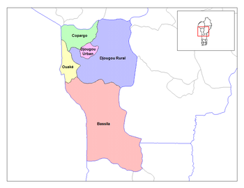 Donga communes.png