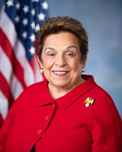 Donna Shalala, American politician