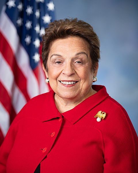File:Donna Shalala, official portrait, 116th Congress.jpg