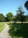 Doornburgh, historische tuin- en parkaanleg