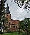 Dorfkirche Zachow (Havelland) 2017 SW.jpg