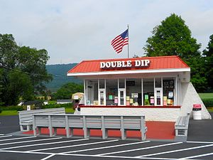 Metal Township, Franklin County, Pennsylvania - Image: Double Dip Metal TWP Fran Co PA