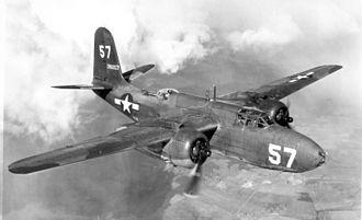 Douglas A-20 Havoc - Image: Douglas A 20G Havoc
