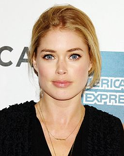 Doutzen Kroes Dutch model and actress