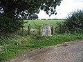 Downs Barn trig. point - geograph.org.uk - 232757.jpg