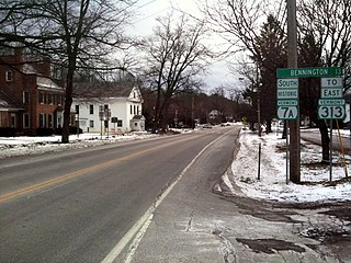Arlington, Vermont Town in Vermont, United States