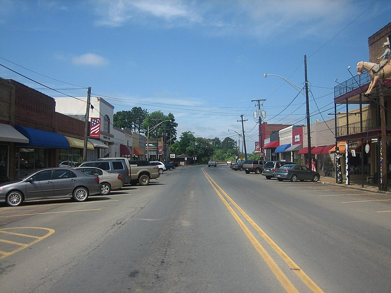 Fitxategi:Downtown Logansport, LA IMG 0942.JPG