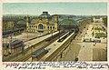 Dresden, Sachsen - Bahnhof (2) (Zeno Ansichtskarten).jpg