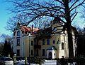 Dresden-Klotzsche Villa Burgfrieden 2.JPG