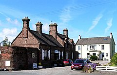 Drigg Station and the Victoria Inn - geograph.org.uk - 47568.jpg