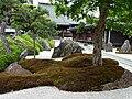 Dry Garden of Fukuchiin Temple-Hotel - Koyasan - Japan (47956836043).jpg