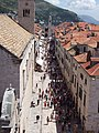 Dubrovnik - ulica Stradun - Stradun street - panoramio (1).jpg