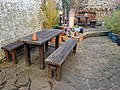Duke of Wellington, Shoreham-by-Sea beer garden 02.jpg