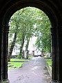 Dunfermline Abbey Yard - geograph.org.uk - 1450880.jpg