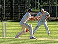 Dunmow CC v Felixstowe and Corinthians CC at Great Dunmow, Essex, England 014.jpg