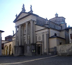Ivrea - The Cathedral of Ivrea.