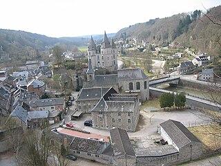 Durbuy Municipality in French Community, Belgium