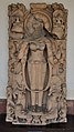 Durga - Mediaeval Period - Manasi Ganga - ACCN 87-4 - Government Museum - Mathura 2013-02-22 4687.JPG