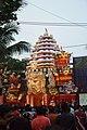Durga Puja Pandal - Tridhara Sammilani - Manohar Pukur Road - Kolkata 2014-10-02 9007.JPG