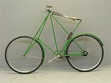 dursley pedersen bicycle circa 1910