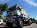 Dutch team truck Dakar 2010.jpg