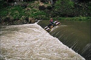 Dzoraget River - Image: Dzoraget(river)
