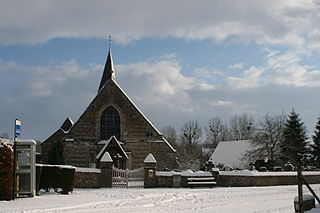 Saint-Mards Commune in Normandy, France