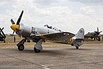 EGSU - Hawker Sea Fury T20 - G-CHFP WG655 (43235200894).jpg