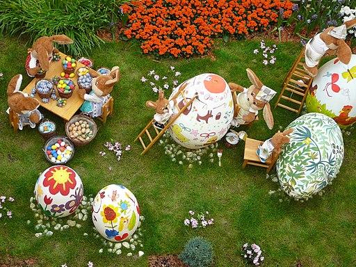 Easter exhibition in Vaňkovka (3)